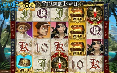 Slot Treasure Island,